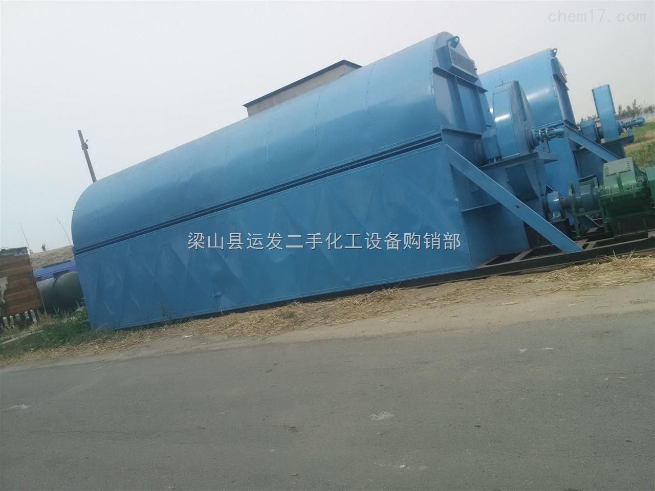 二手300平方管束干燥机供应