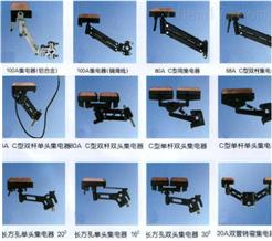 单极排式滑线导电器集电器厂家