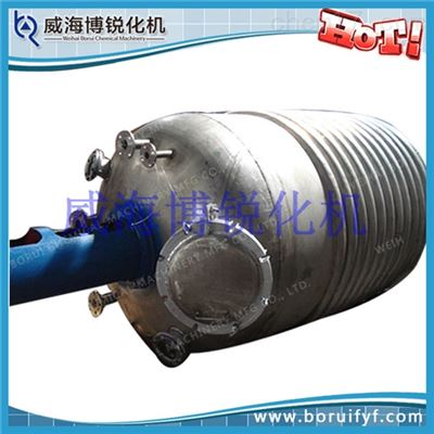 GSH2500L机械密封反应釜
