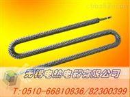 翅片式空氣電熱管、散熱片電熱管、無錫干燒電熱管