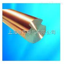 CT系列(Ф6-Ф30mm鋁合金棒滑觸線,雙溝電車鋁滑線