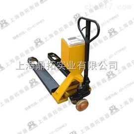 YCS1吨叉车电子秤,武汉市电子叉车秤