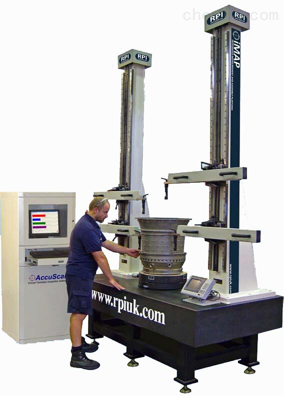 RPI IMAP 转子形位测量机