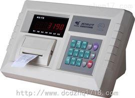 XK3190-A1P耀華150公斤帶打印電子臺秤,150公斤微型帶打印電子臺秤廠家銷售