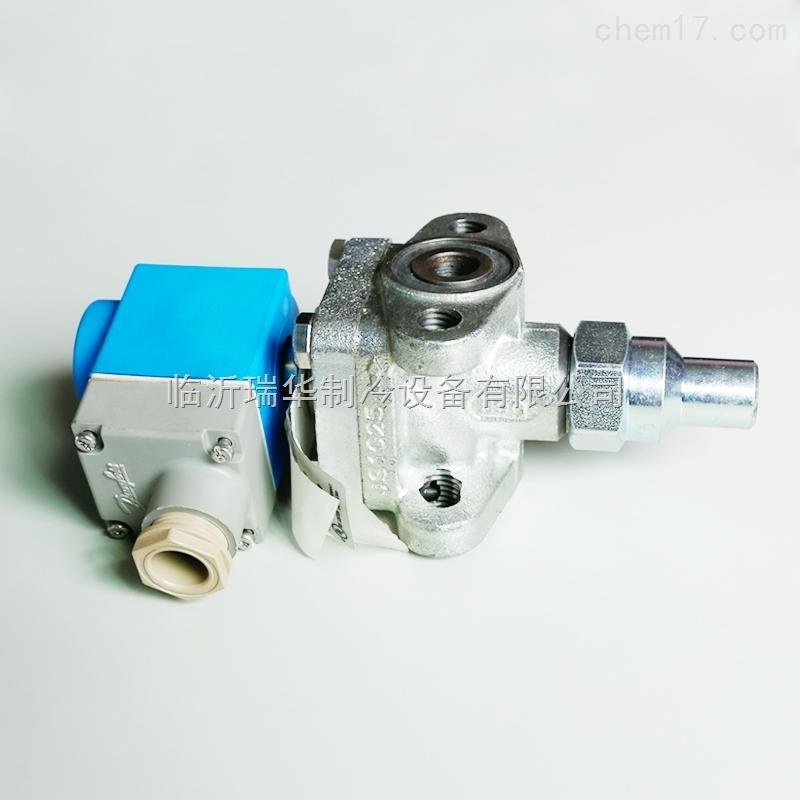 15-大连冰山烟台冰轮螺杆式制冷压缩机氨库系统danfossi丹佛斯j1025