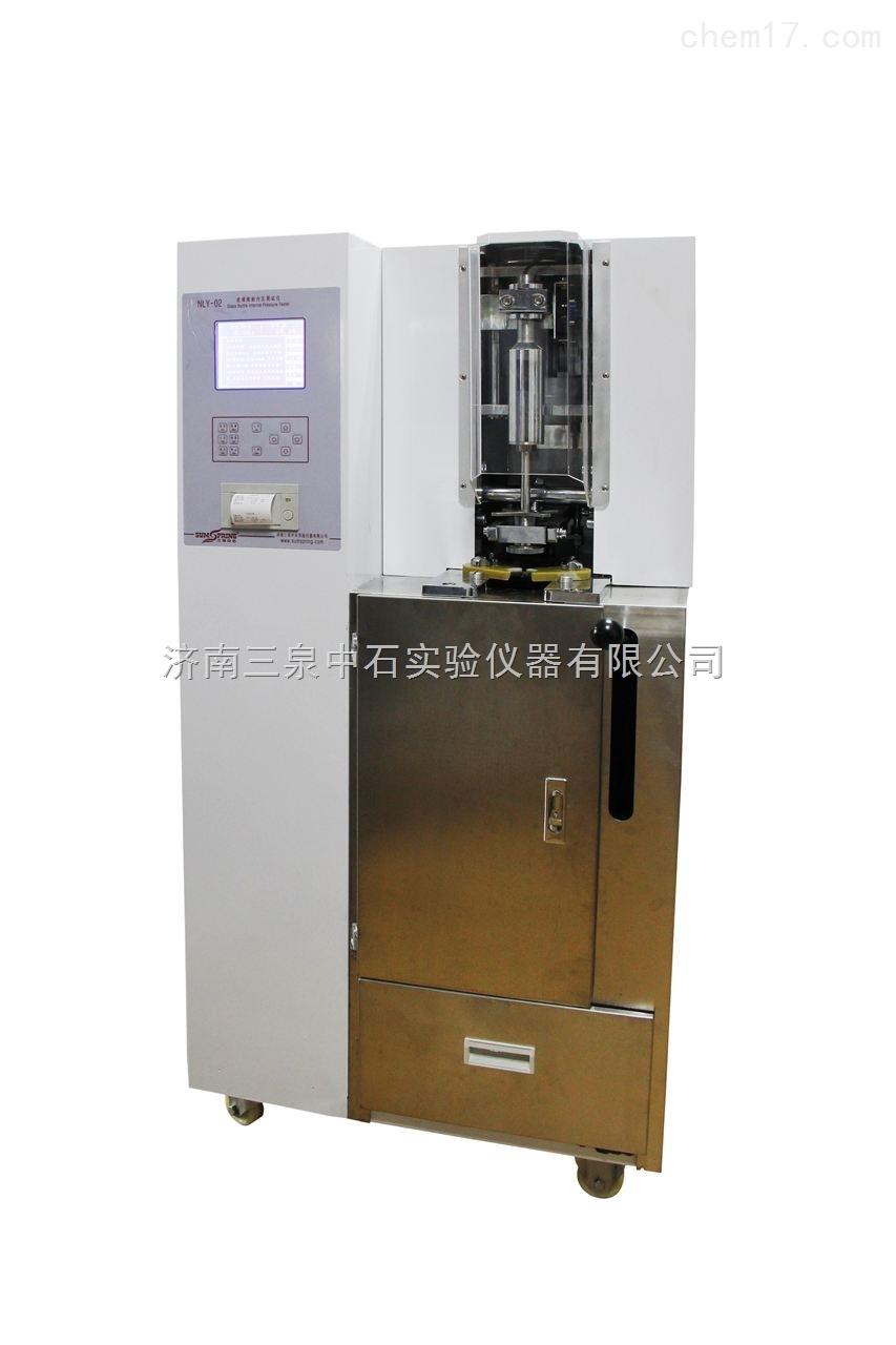 YBB00172003藥用玻璃瓶耐內壓力測試儀