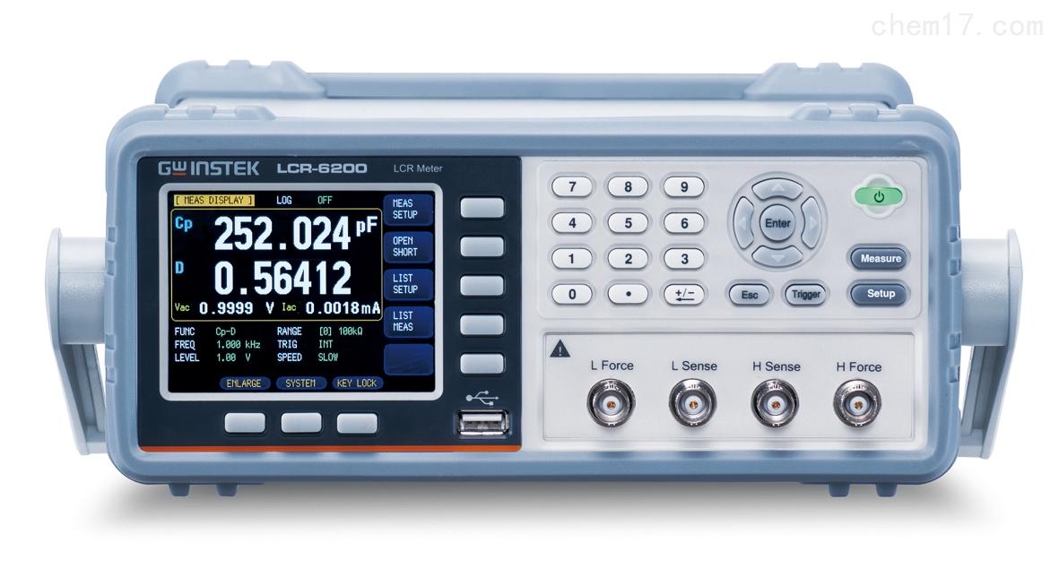 中国台湾固纬 LCR-6020 高精度LCR表价格