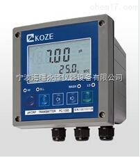 PC-1000工业KOZE三泽在线PH计