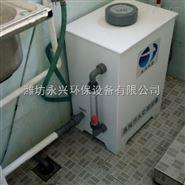 廠家直銷地埋式一體化污水處理設施