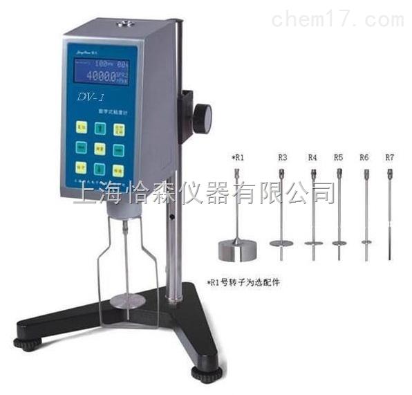 国产RVDV-1数字式粘度计