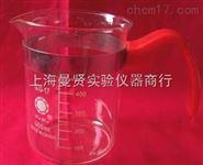 塑料柄烧杯,耐用