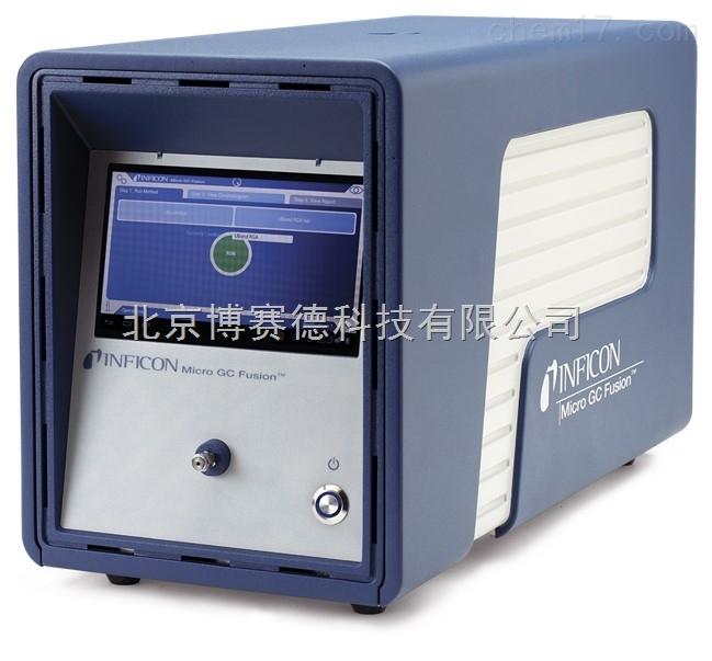 可程序升温的微型气相色谱仪