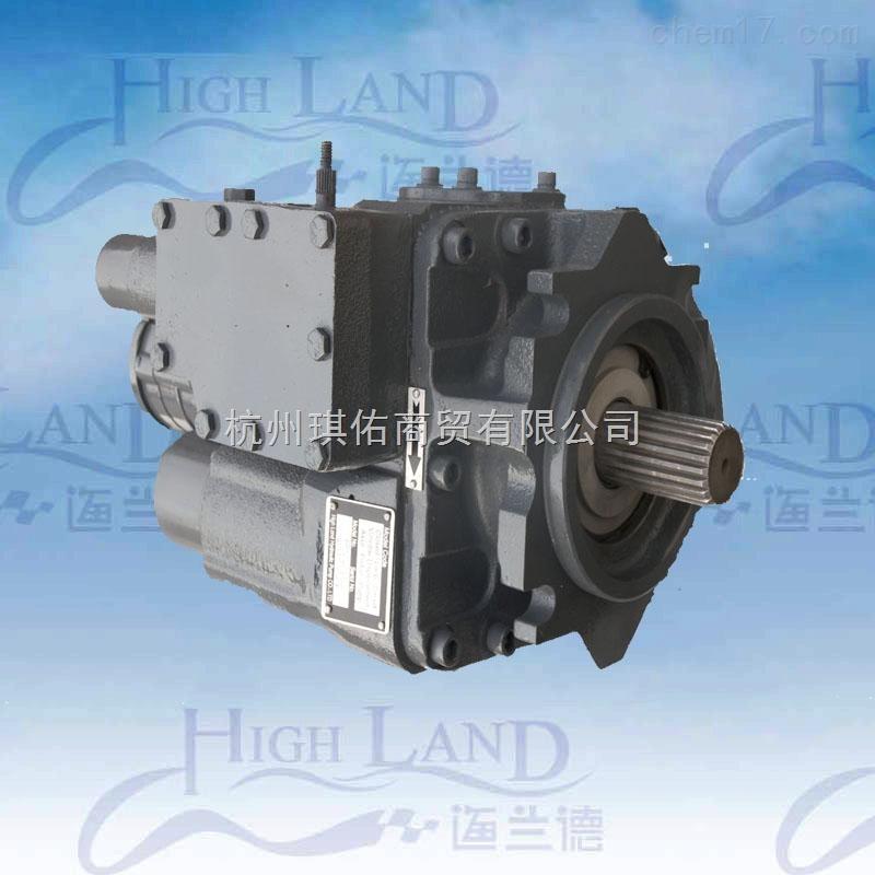 PVH变量柱塞泵 2520V14A5 1CC22R威格士VICKERS