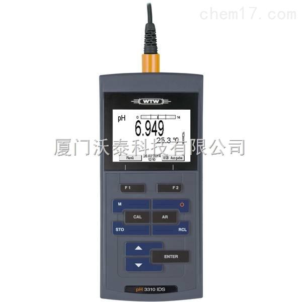 便携式数字信号pH计