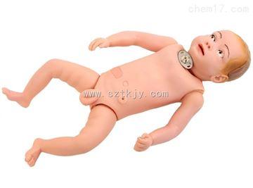 TKMX/71高級嬰兒氣管切開護理模型