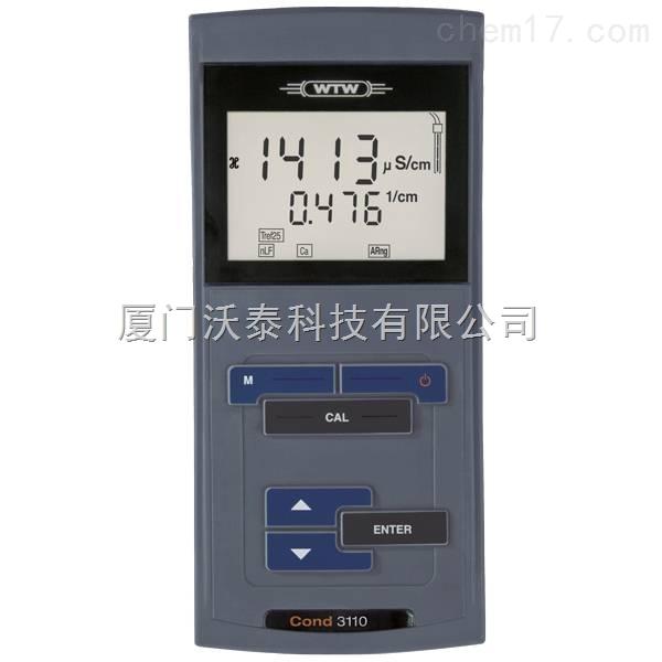 Cond 3110手持电导率测试仪