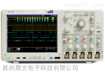 美国泰克DPO5034B混合域示波器