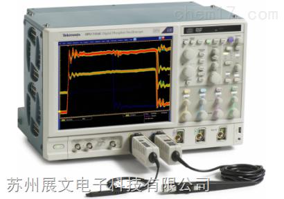 美国泰克DPO7054C数字荧光示波器