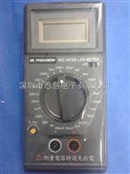 MIC4070D手持式电桥 台湾MOTECH茂迪MIC-4070D便携式LCR测试仪