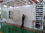 塑料尼龙粒子带式干燥机DW-1.2-8A