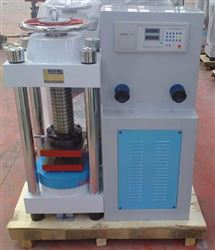 DYE-2000型DYE-2000型数字式压力试验机价格参数 200吨混凝土压力试验机