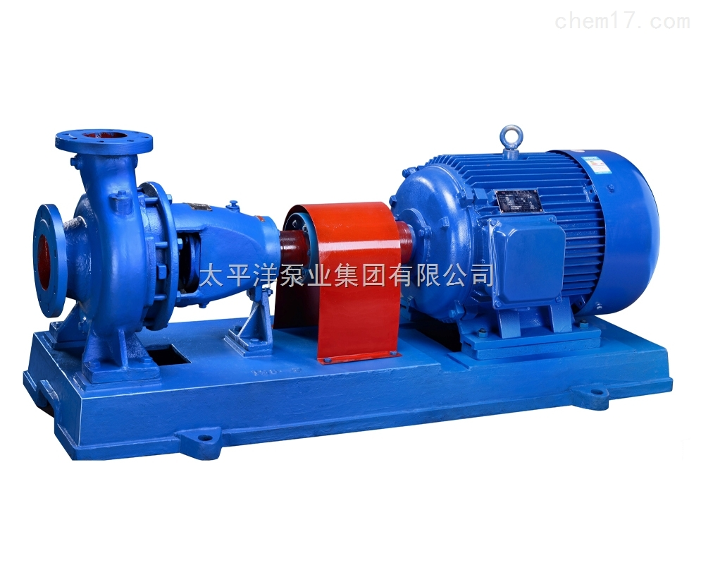 IS.IR单级单吸清水泵