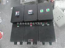 防爆防腐照明配电箱BXM8050带交流热继启动配电箱