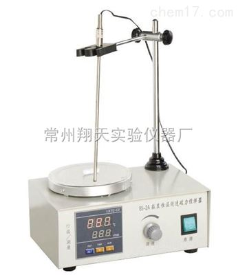 数显恒温测速磁力搅拌器