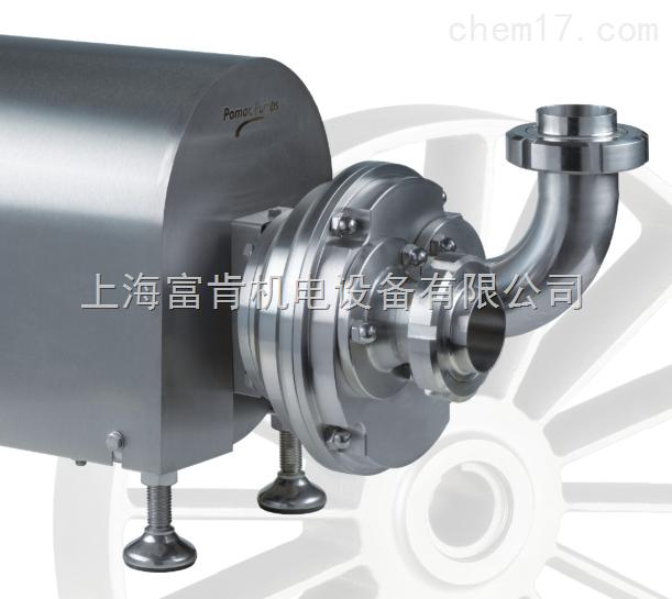 POMAC  SP-LR系列卫生级自吸泵