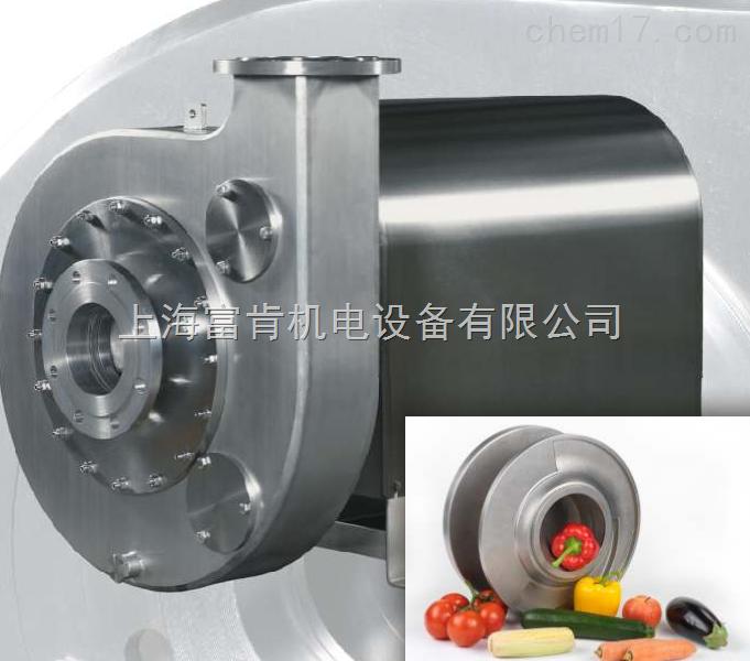 POMAC  CP-AGF系列带流道叶轮的不锈钢泵