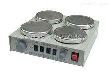4工位磁力加热搅拌器