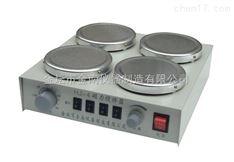 4聯磁力加熱攪拌器