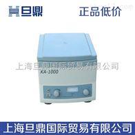 KA-1000 低速台式离心机,离心机价格,离心机使用说明