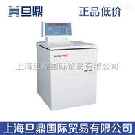 DL-6M大容量冷冻离心机,离心机原理,离心机厂家