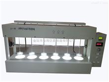 六联同步自动升降电动搅拌器