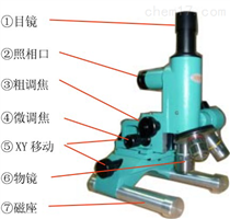 UF3便攜式800倍現場金相顯微鏡