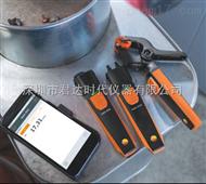 testo115itesto115i無線迷你管鉗式溫度測量儀