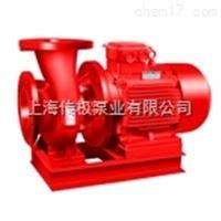 XBD3.7/15-LXBD-W型单级卧式消防泵