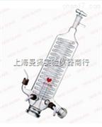 上海曼賢實驗儀器玻璃儀器旋蒸用冷凝器,斜式(厚壁)