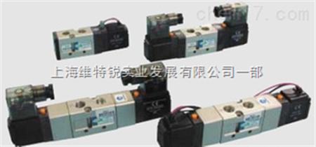 韩国tpc 方向控制阀 ds5000系列橡胶密封五通先导型图片