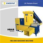 HBA-B60全自动锯末打包机压缩套袋机