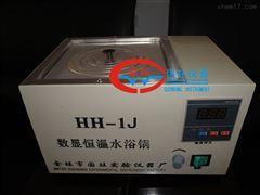 HH-1J单孔磁力搅拌水浴锅