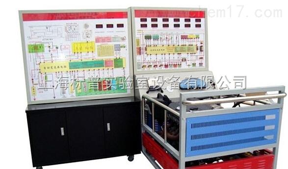 汽车发动机与变速箱实训考核装置|汽车发动机实训装置