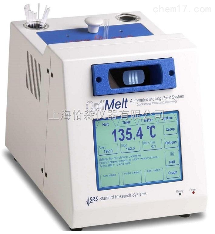 美国optimelt 全自动熔点仪MPA-100型