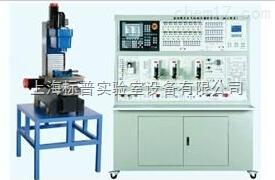 数控铣床电气控制与维修实训台(配小铣床)|数控机床综合实训考核系列