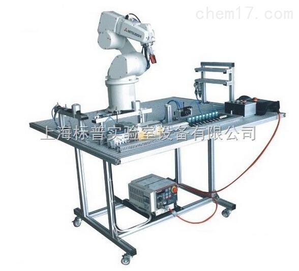 六自由度机器人实训系统|工业自动化实训装置