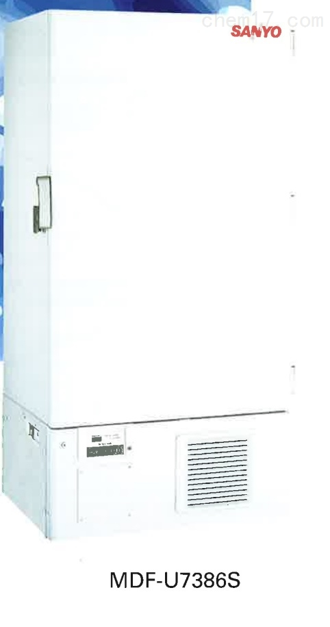 日本三洋-86℃立式医用低温冰箱