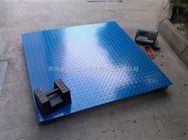 專業生產3噸蘇州電子地磅 動物稱重用電子地磅1-3噸 批發零售