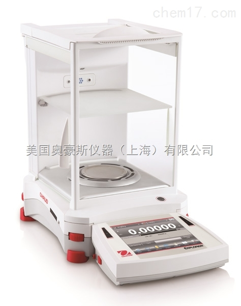 奧豪斯EX225ZH/AD Explorer® 準微量天平