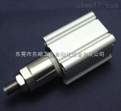 rqa32-50 smc带气缓冲薄型气缸,smc带锁薄型气缸图片